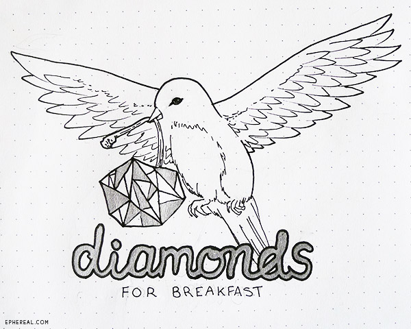 Diamonds for Breakfast